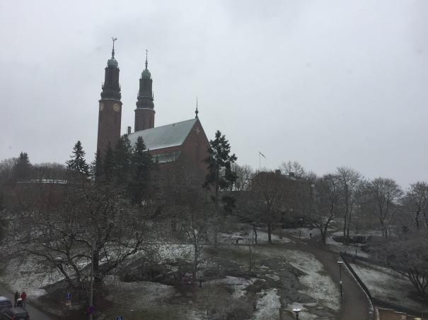Högalidskyrkan, Hornstull, Stockholm